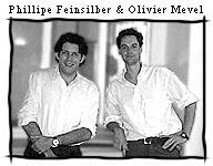 Philiphe Feinsilberg y Oliver Mevel