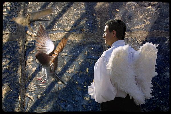 El instante © Pedro Meyer 2000