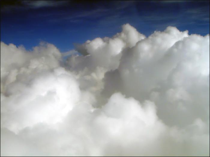Nubes © Pedro Meyer, 2004