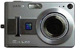 Casio Z55 Exilim
