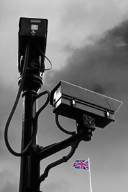 CCTV, Whitehall,  London 2007 © John Perivolaris