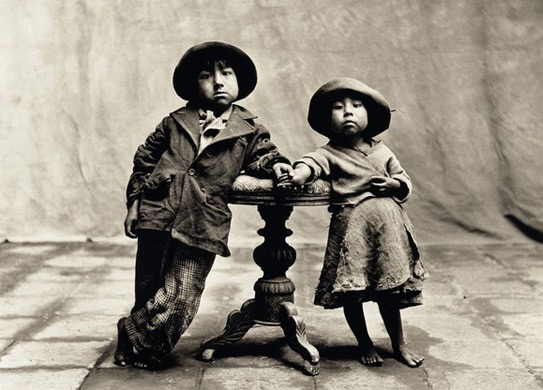Cuzco  children (1948)