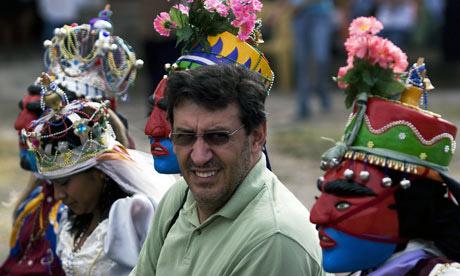 José Cabezas/AFP/Getty